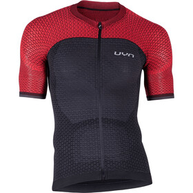 UYN Biking Alpha OW SS Shirt Men charcoal/bitter